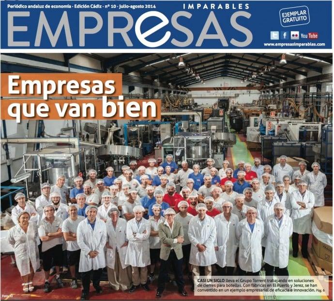 revista Empresas Imparables