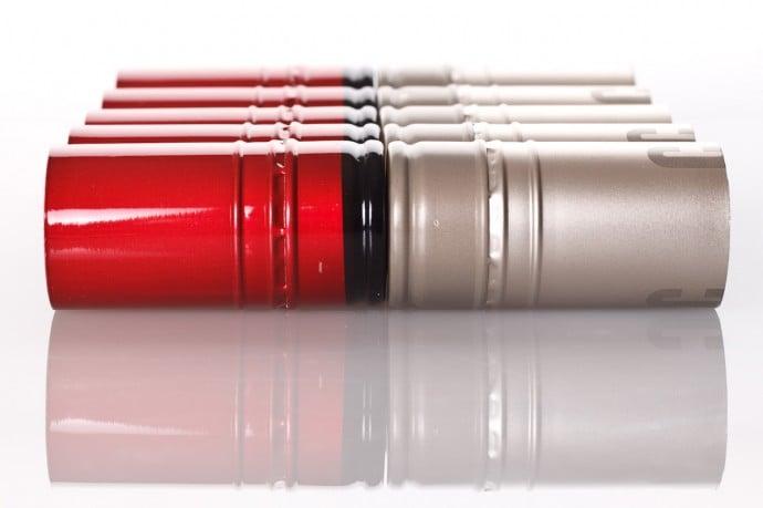 reciclaje de los tapones de aluminio | Grupo Torrent
