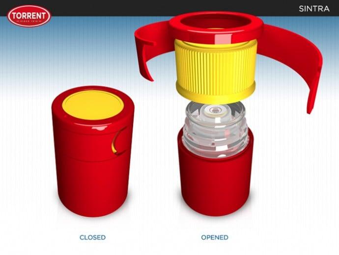 Sintra, un tapón diseñado para evitar fraudes y falsificación | Torrent Closures