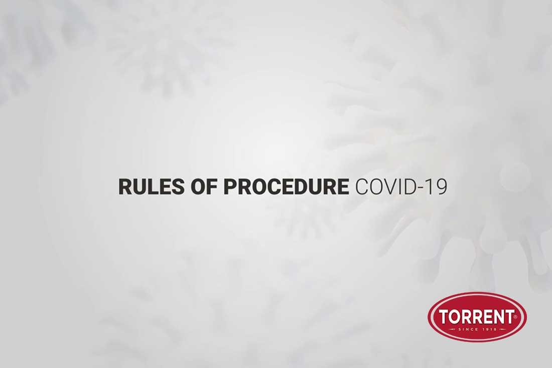 rules covid | Grupo Torrent España
