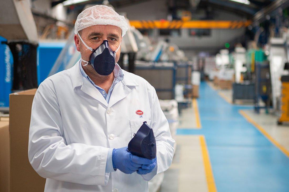 Diario de Cádiz destaca la fabricación de las mascarillas