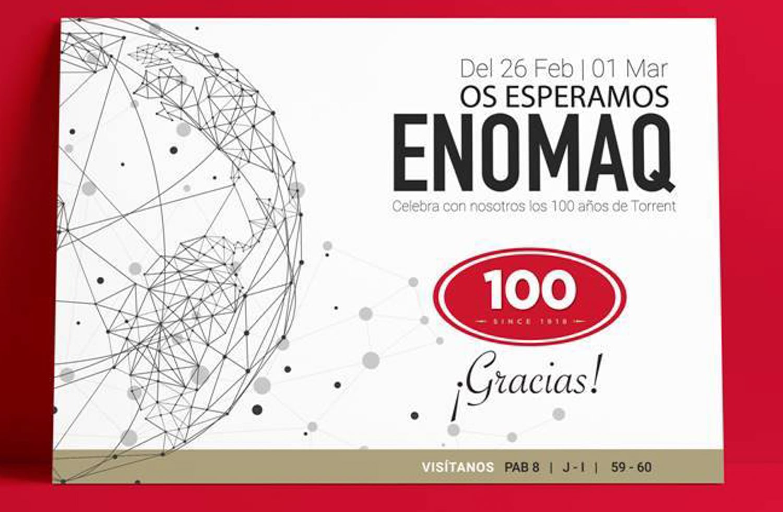 éxito de Enomaq2019
