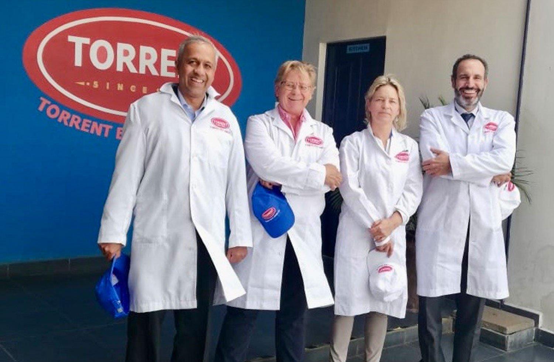 visita de la Embajada de España en kenia | Grupo Torrent