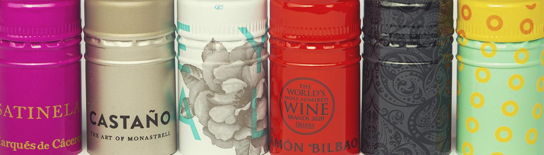 Tapón pilfer para vino | Grupo Torrent