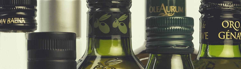 Tapones para AOVE y vinagres