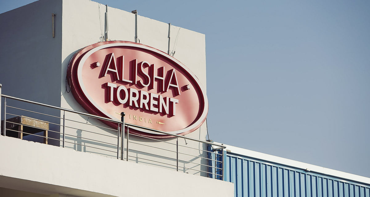 Alisha Torrent India | Grupo Torrent